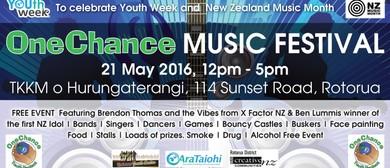 OneChance Music Festival
