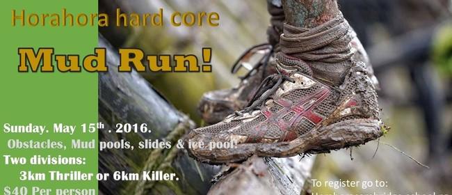 HoraHora Hard Core Mud Run!