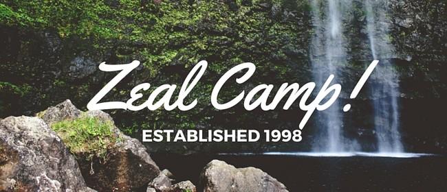 Zeal Wellington Autumn Camp