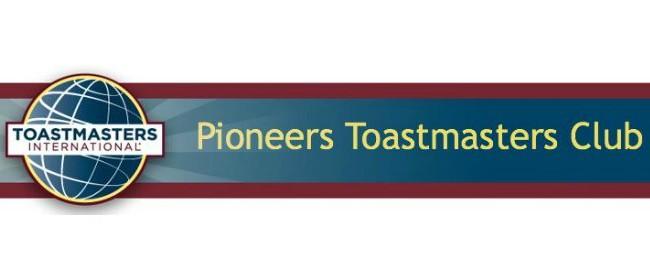 Pioneers Toastmasters Club