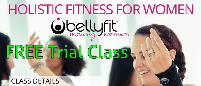 Introductory Bellyfit Class No. 3 with TribalDiva