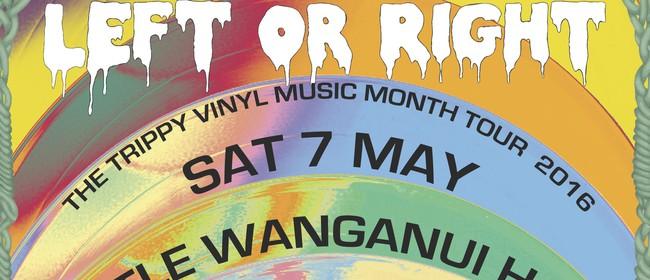 Left Or Right West Coast Vinyl Tour
