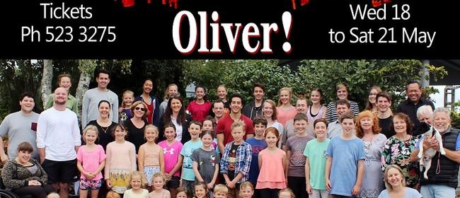 Selwyn Community Arts Theatre - Oliver