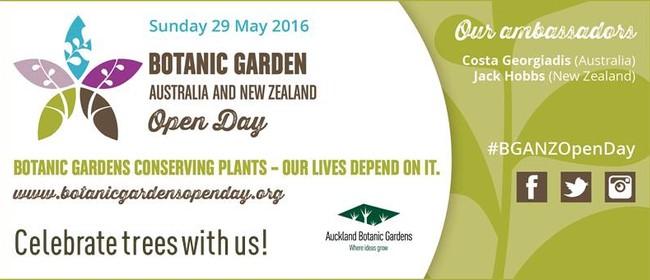 Botanic Gardens Australia New Zealand Open Day