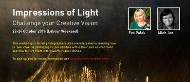 Impressions of Light Photography Workshop