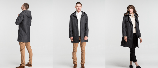 Okewa Rainwear Pop-Up