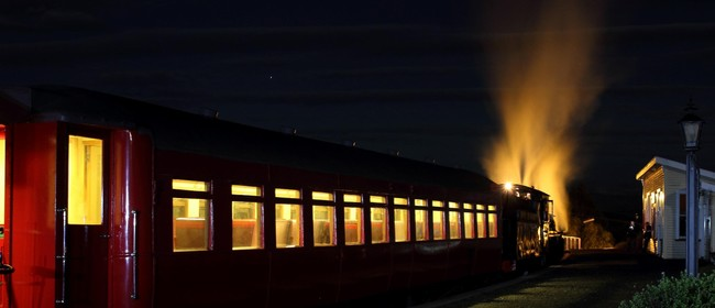 Weka Pass Railway Mid Winter Night Train Special