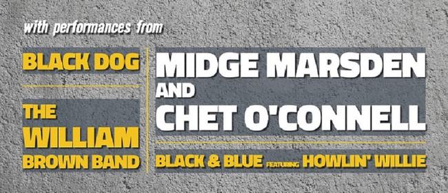Midge Marsden & Chet O'Connell