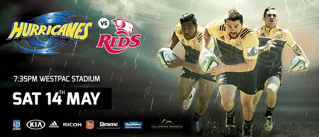 Super Rugby: Hurricanes vs Reds