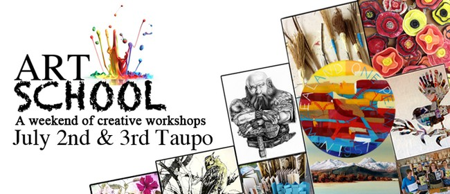 Art School 2 Day Event