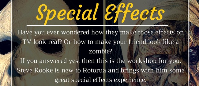 Special Effects Workshop