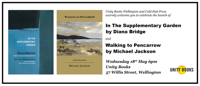 Book Launch | Diana Bridge & Michael Jackson