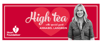 High Tea with Annabel Langbein: SOLD OUT