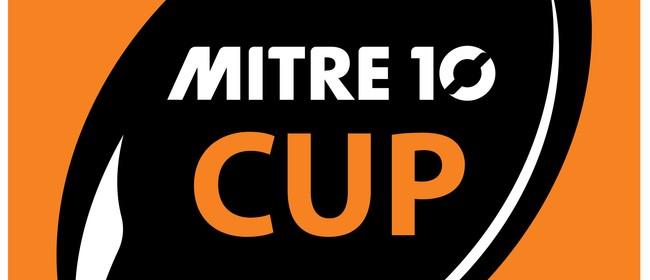 Mitre 10 Cup 2016: Bay of Plenty Steamers vs Otago