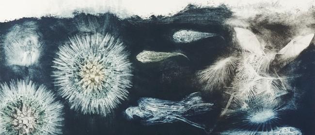Floor talk with artists Craig Bluett & Wendy Murphy
