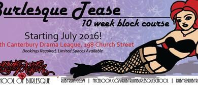 Burlesque Tease
