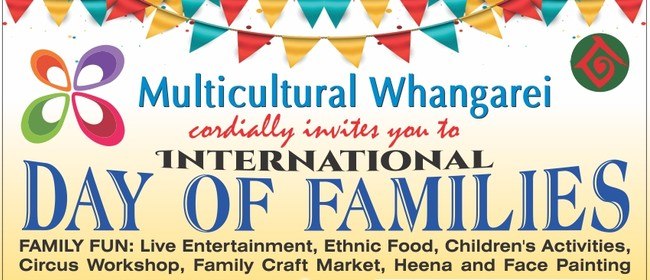 International Day of Families - Celebrating Family & Culture