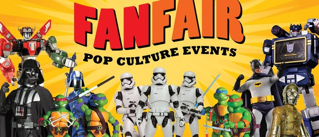 Fanfair Presents Toy and Collectables Fair