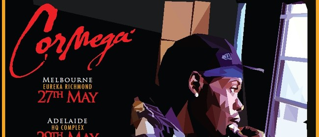 "Cormega (NYC) ""The Realness"" 15th Anniversary HIP HOP Tour"