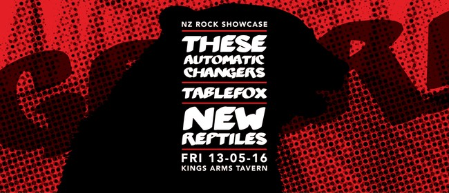 These Automatic Changers, Tablefox & New Reptiles