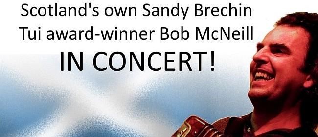 Sandy Brechin and Bob McNeill