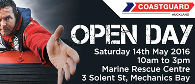 Auckland Coastguard Open Day