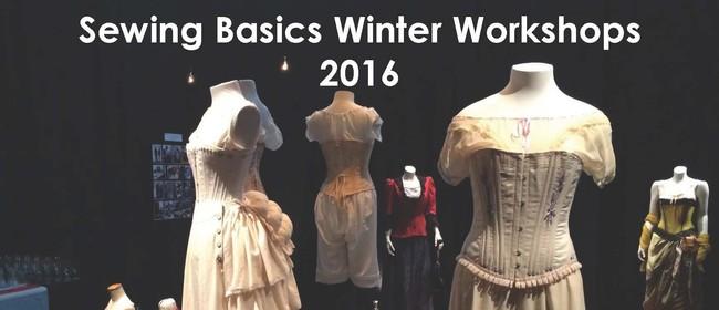 Unitec Sewing Basics Workshops 2016