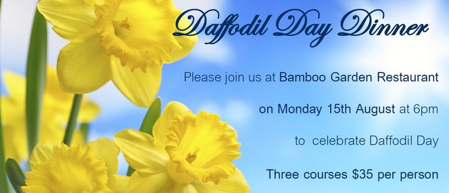 Daffodil Day Dinner