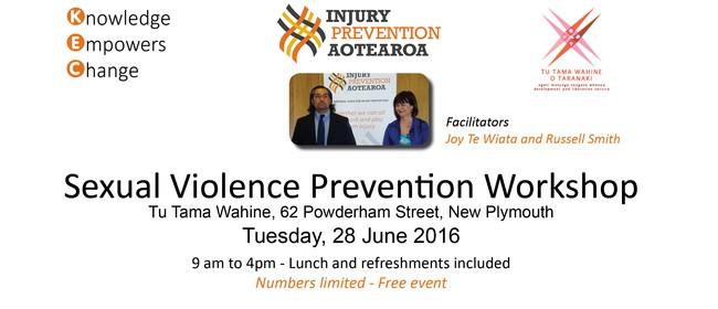 Sexual Violence Prevention Workshop