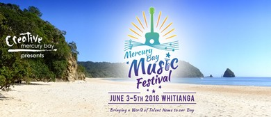 Mercury Bay Music Festival