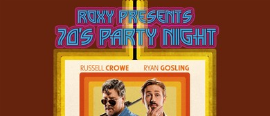 The Nice Guys: 70s Party Before Advanced Screening