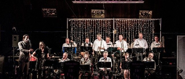The Nelson Jazz Club Big Band
