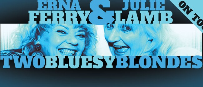 Two Bluesy Blondes