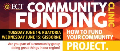 Community Funding Clinic