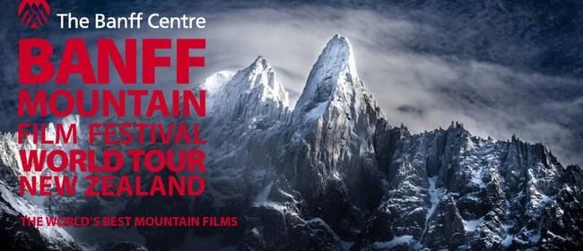 Banff Mountain Film Festival World Tour - Taupo Screening