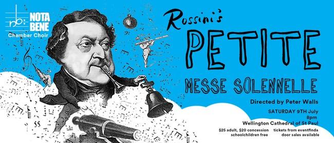Nota Bene Presents Rossini's Petite Messe Solennelle