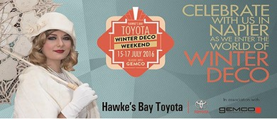 Hawke's Bay Toyota Winter Deco Weekend