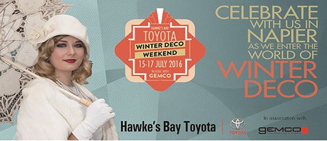 Movie Magic Dinner - HB Toyota Winter Deco Weekend