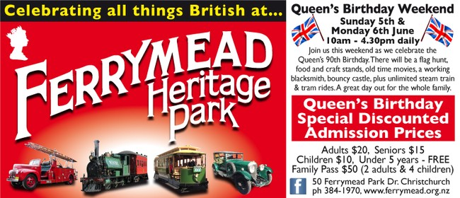Queen's Birthday Weekend - Christchurch - Stuff Events