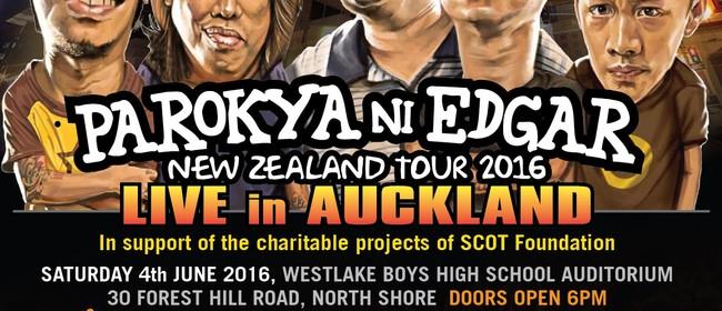 Parokya Ni Edgar NZ Tour 2016