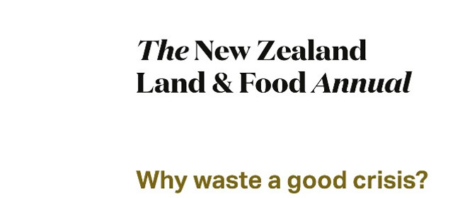 Launch of The New Zealand Land and Food Annual