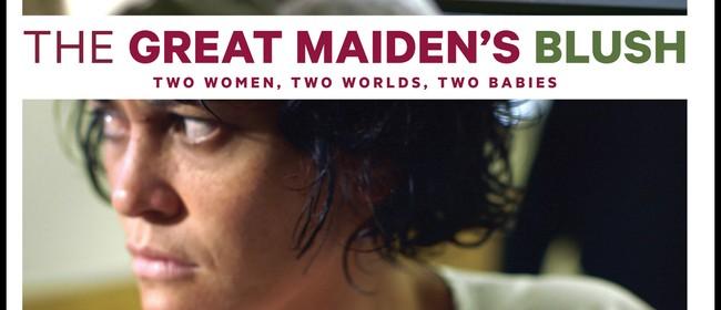 Wellington Timebank Fundraiser Movie - Great Maidens Blush