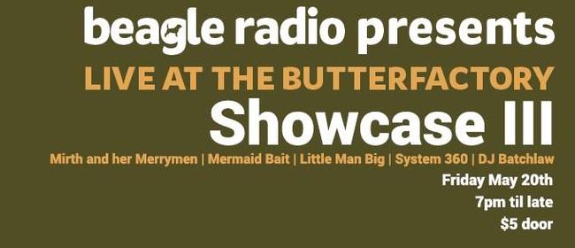 Beagle Radio Showcase III