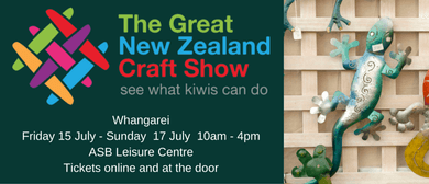 The Great New Zealand Craft Show: CANCELLED