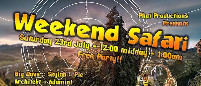 Weekend Safari 2