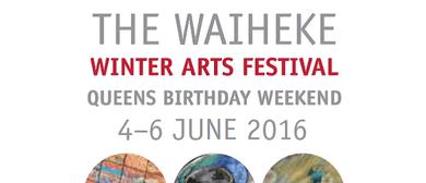 Waiheke Winter Arts Festival