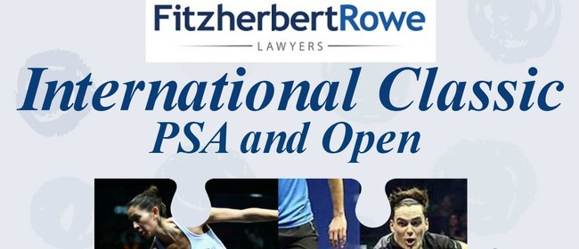 Fitzherbert Rowe Lawyers Palmerston North PSA Classic