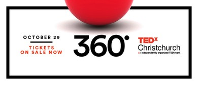 TEDxChristchurch 2016: 360°