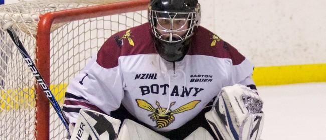 Ice Hockey - Botany Swarm vs Southern Stampede