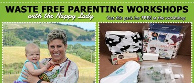 Waste Free Parenting Workshop With The Nappy Lady
